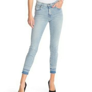 NWT 30W Current/Elliott High Waist Stiletto jeans